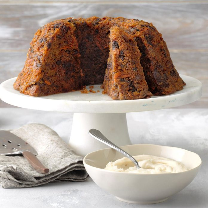 Plum-Pudding