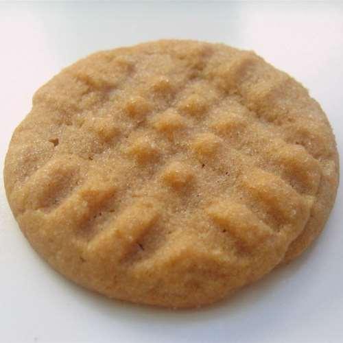 Biscuits au beurre d'arachides de Maman